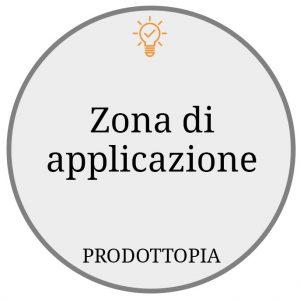 zona di applicazione
