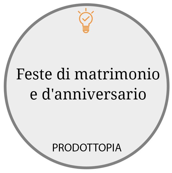 Feste di matrimonio e d'anniversario
