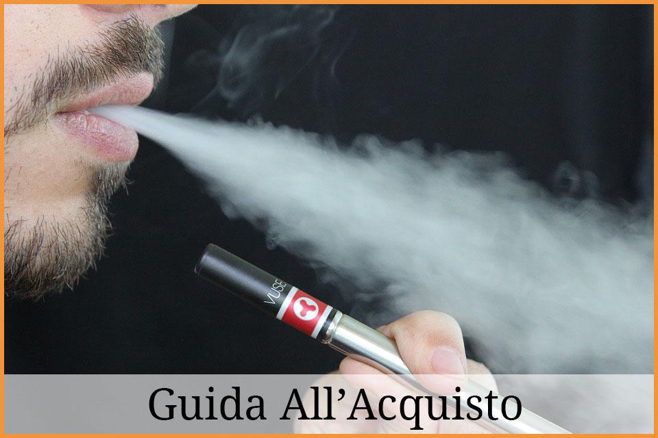 guida all'acquisto sigarette elettroniche