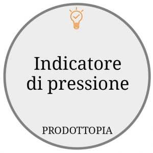 Indicatore di pressione