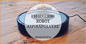 migliori robot aspirapolvere-table