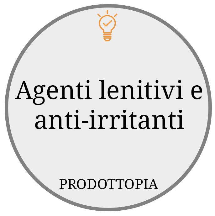 Agenti lenitivi e anti-irritanti