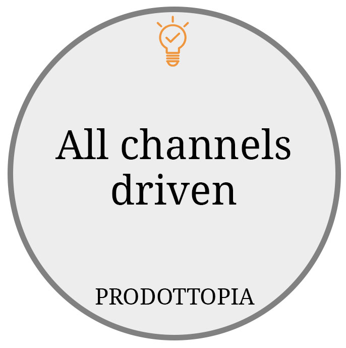 All channels driven