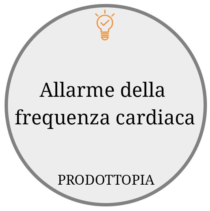 Allarme della frequenza cardiaca
