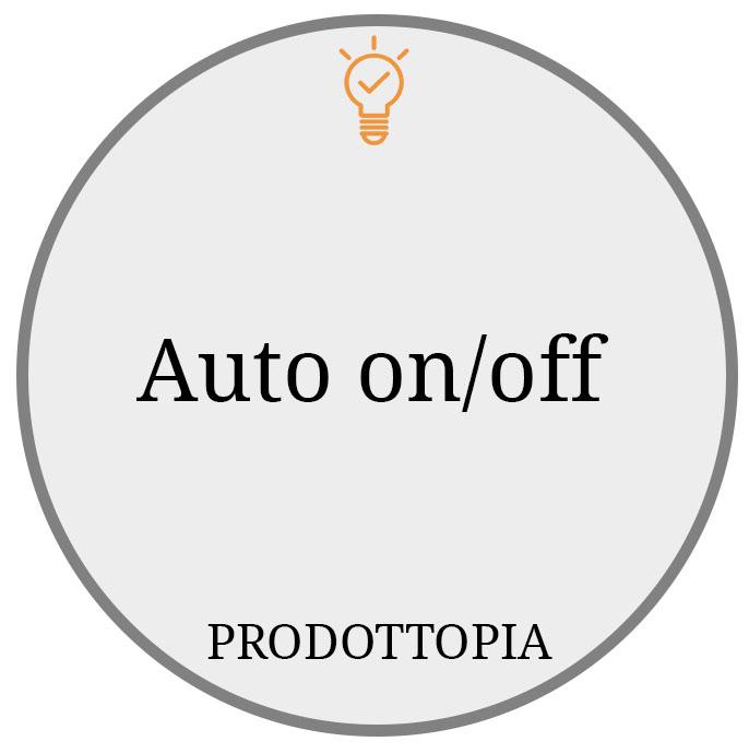 Auto on-off
