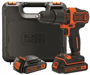 Black+Decker BDCHD18KB-QW