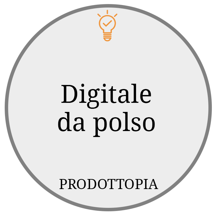 Digitale da polso