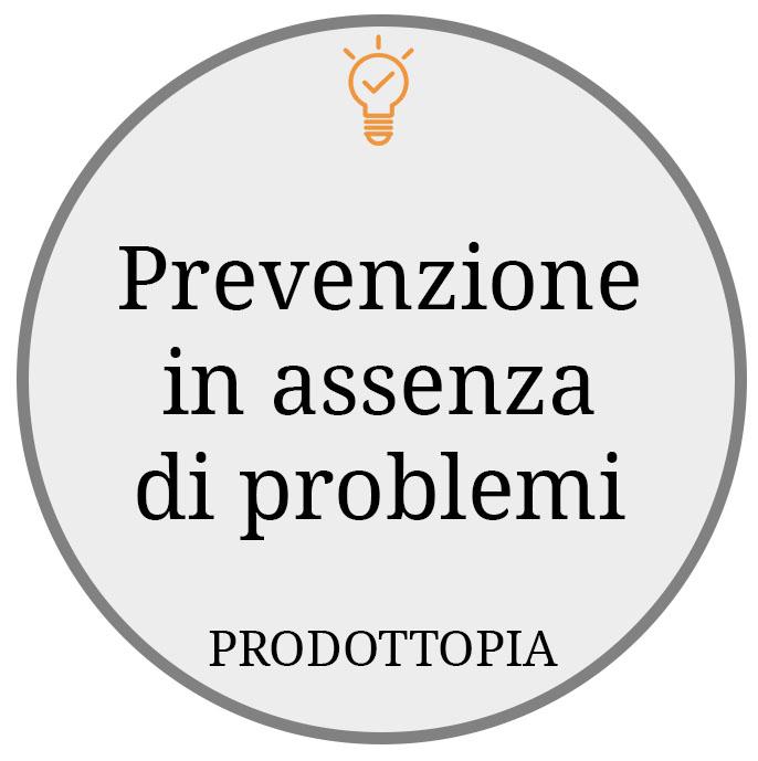 Prevenzione in assenza di problemi
