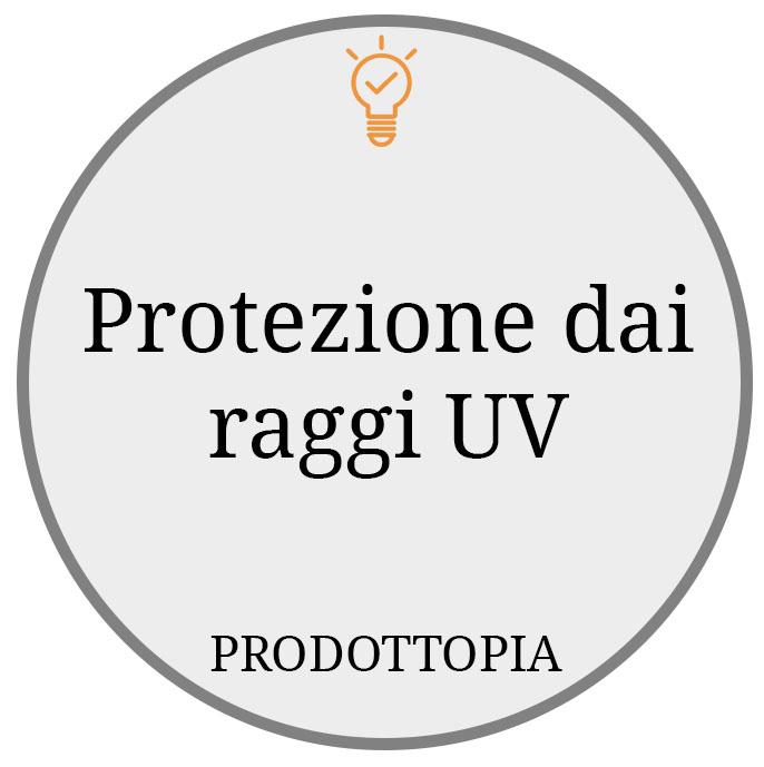Protezione dai raggi UV
