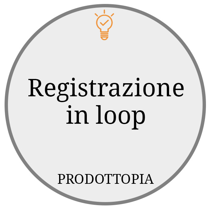 Registrazione in loop