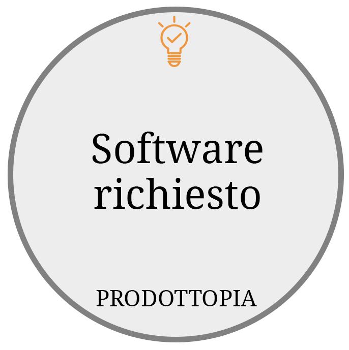 Software richiesto