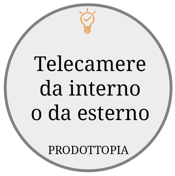 Telecamere da Interno o da Esterno