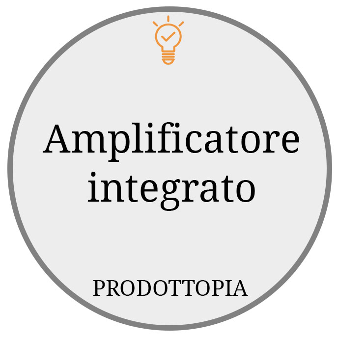 Amplificatore integrato